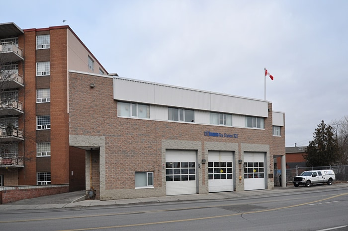 East York Firestation
